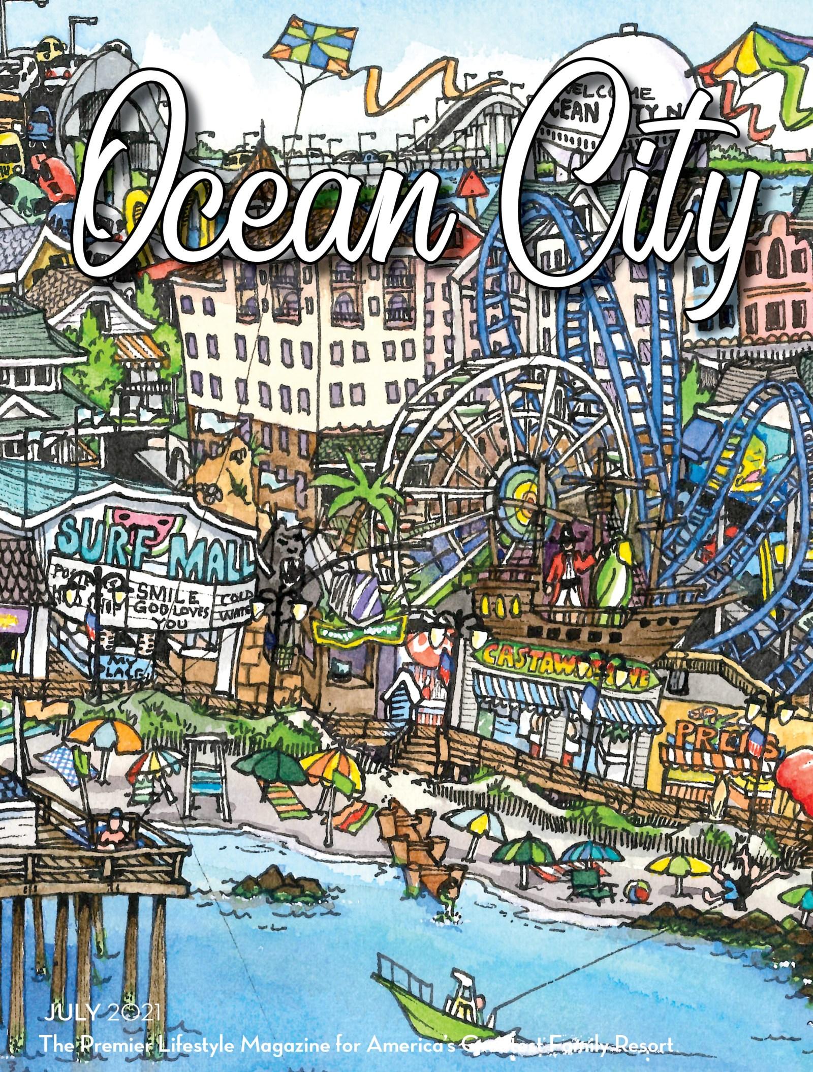 July Ocean City Magazine