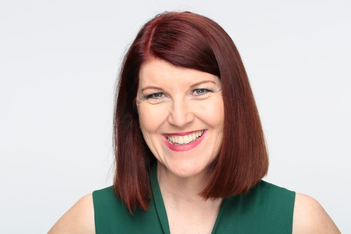 Kate Flannery (courtesy of the City of Ocean City)