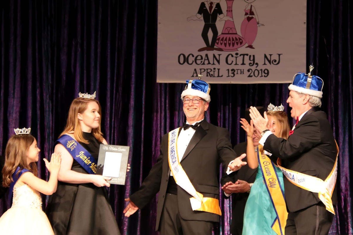 Mr. Mature America (courtesy of the City of Ocean City)