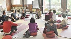 Prochains ateliers découverte Pleine conscience mardi 3/01, samedi 7/01 et 28/01