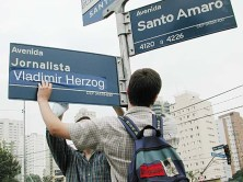 Herzog foto em SP