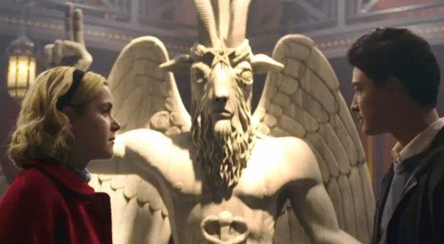 figura satânica