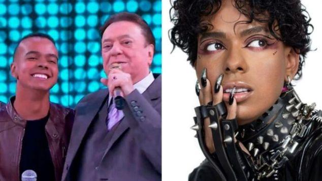 Cantor Jotta A Descoberta no Programa de Talento do Raul Gil