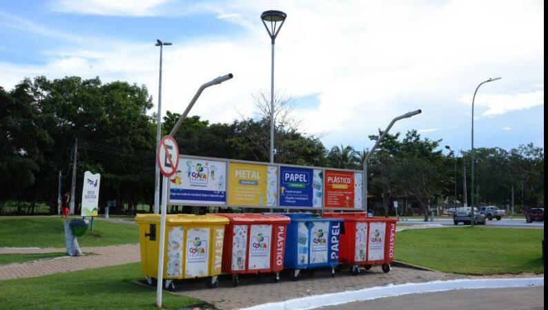 Coleta seletiva: Prefeitura pretende ter este ano 40 estações em operação