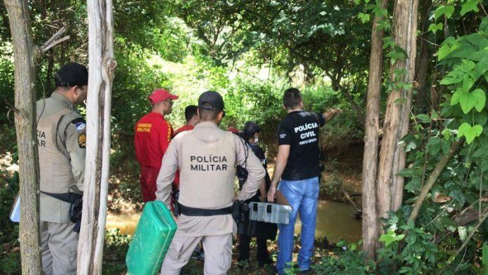 Corpo de jovem é encontrado em córrego do setor Bertaville, na capital