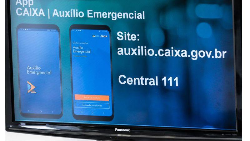 Governo divulga calendário da segunda parcela do auxílio emergencial