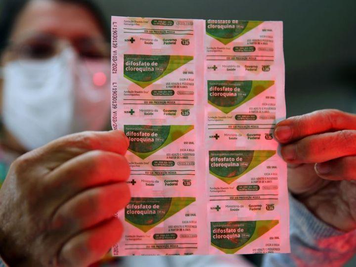 Combinação com hidroxicloroquina apresenta risco para pacientes