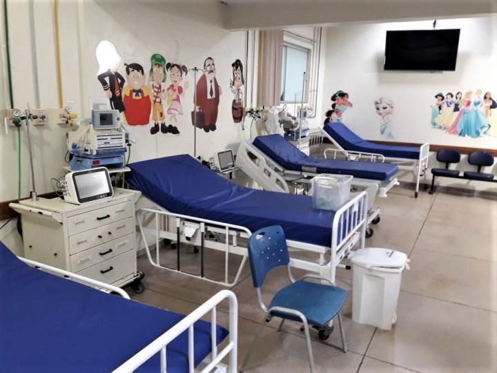 UPAs de Palmas contam com alas específicas para atender pacientes moderados e graves de Covid-19