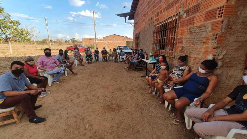 Fortalecimento da Comunidade: Setor Janaína cria associação de moradores