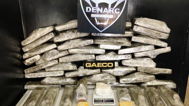 Mais de R$ 100 mil em drogas são apreendidos na Capital e 3 suspeitos de tráfico são presos