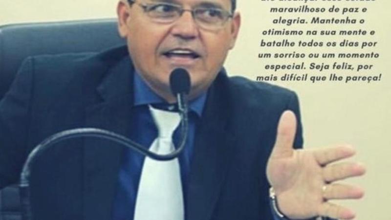 Oposição Unida: Batista Capixaba declina de sua candidatura e declara apoio a Elenil da Penha