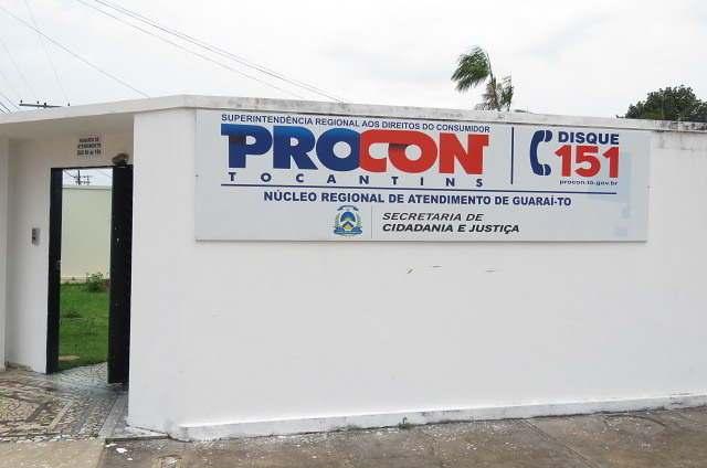 Atendimento é suspenso no Procon de Guaraí após servidores apresentarem sintomas da covid-19