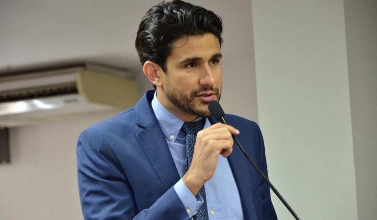 PSB oficializa Tiago Andrino como candidato a prefeito de Palmas em convenção nesta terça, 15
