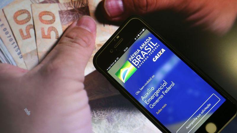 Caixa libera saque do auxílio emergencial para 3,8 milhões de beneficiários nascidos em novembro nesta quinta, 22