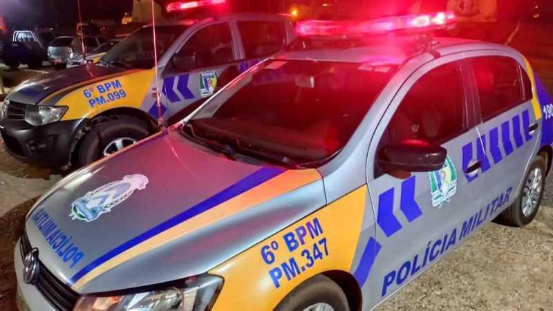 Foragido da Justiça por roubo é preso no setor Taquari em Palmas