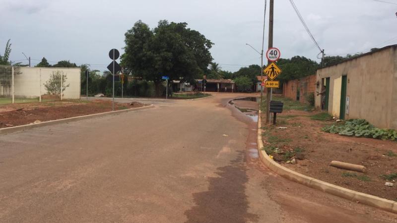 Placas de obras recém-instaladas são furtadas em bairros de Palmas