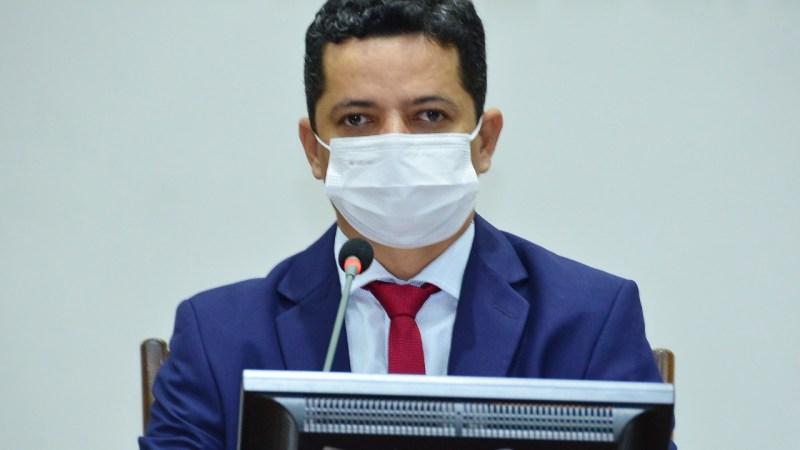 Jorge Frederico pede esclarecimentos sobre gastos da prefeitura de Palmas no combate à pandemia