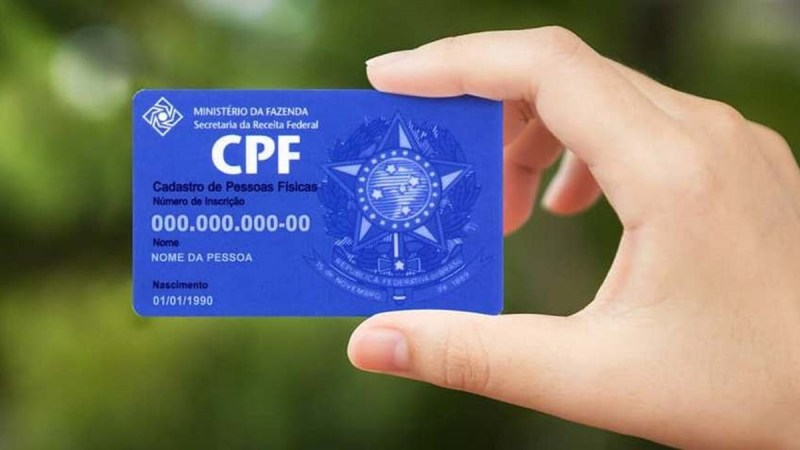 Inscrição e atualização no CPF podem ser feitas nos Correios