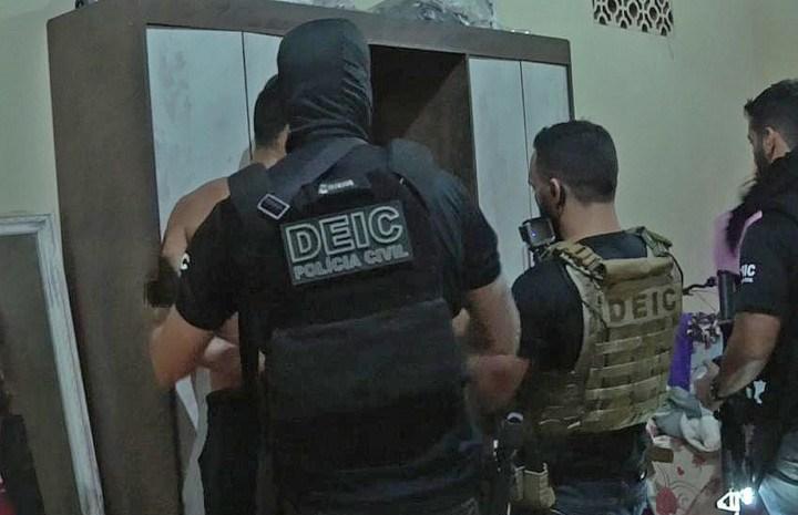 Líderes de organização criminosa com atuação nacional no tráfico de drogas são presos no Tocantins