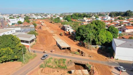 Importantes vias de acesso ao Centro na região norte de Araguaína serão interditadas na segunda-feira, 21