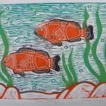 Ocracoke school art