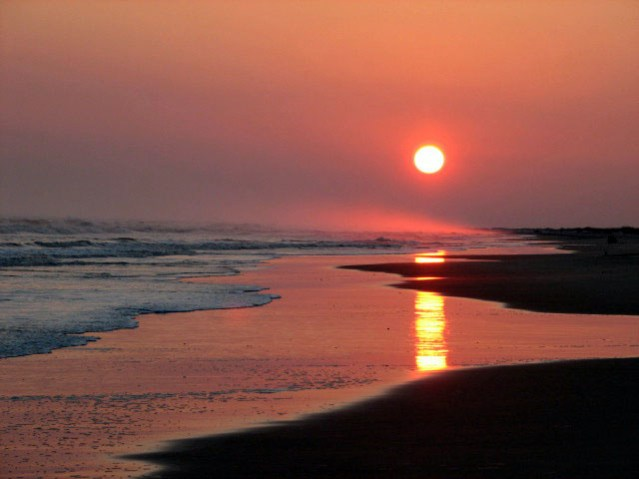 Sunset beach PS IMG_3800