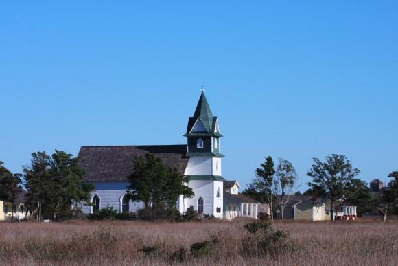 Portsmouth Methodist Church. Photo by P. Vankevich