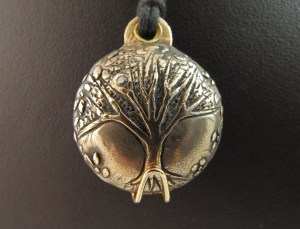 Harriman locket