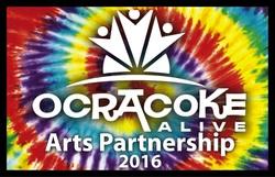 Ocracoke Alive logo
