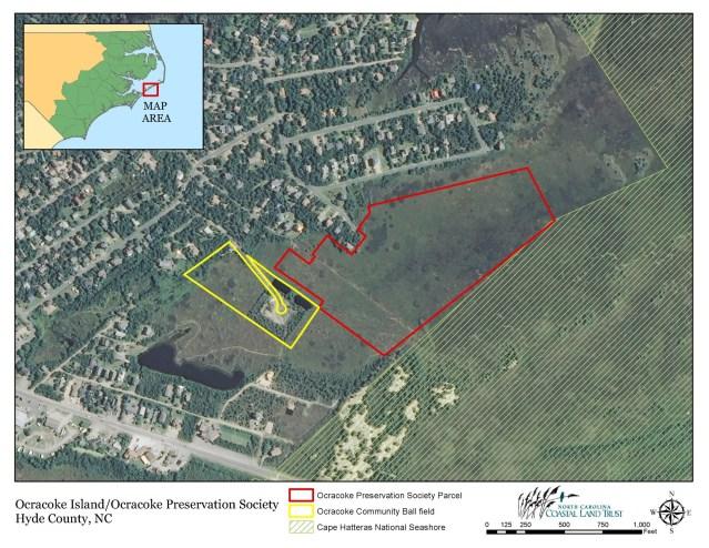 Coastal Land Trust acquisition