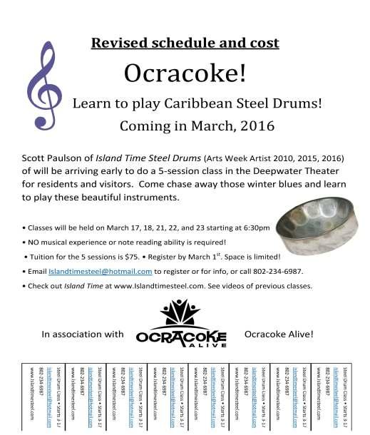 Ocracoke_2016_drum_poster