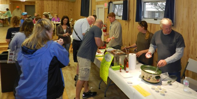 Clam Chowder Cook-off 2016