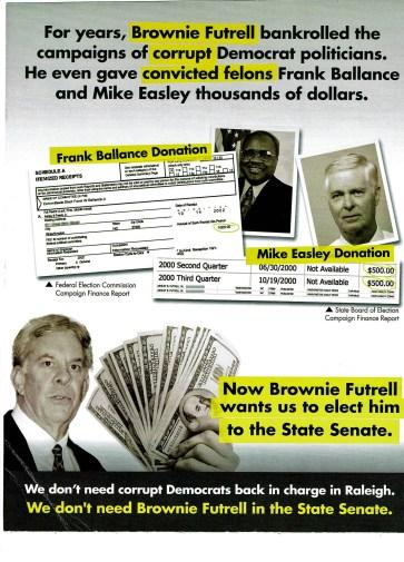 Brownie Futrell Flyer