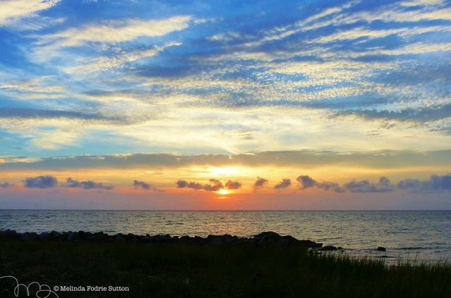 This photo by Melinda Fodrie Sutton captures the beauty of Ocracoke.