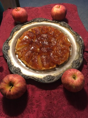 A Tarte Tatin. Photo: G. West