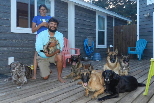 Juan Galvis Dogability, Ocracoke, NC