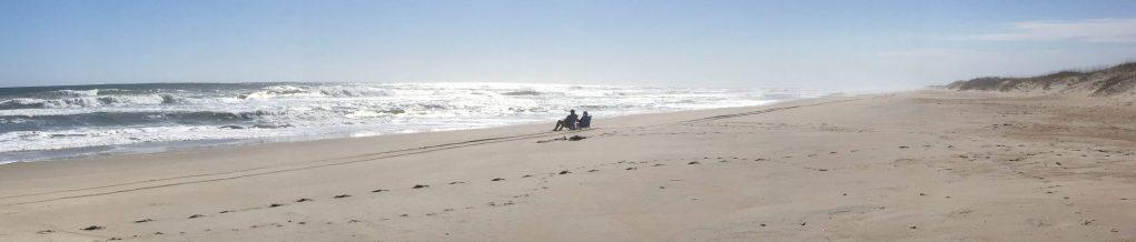 Winter on Ocracoke, NC