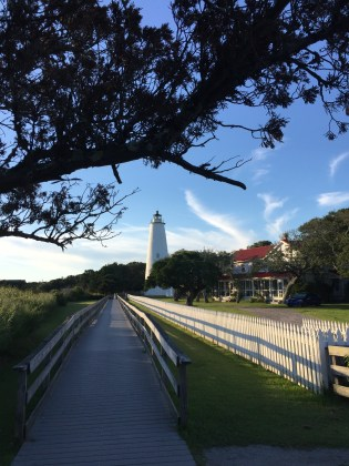 Ocracoke Lighthouse July 2017 C. Leinbach