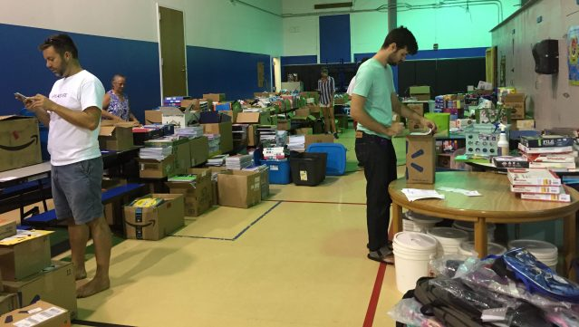 School Supplies For Ocracoke Students Assured Through Donations