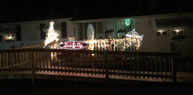 Ocracoke Christmas 2017