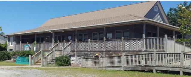 Ocracoke Child Care, Ocracoke, NC. Photo by Peter Vankevich