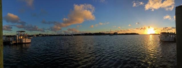 Silver Lake Harbor, Ocracoke., NC Photo: C. Leinbach