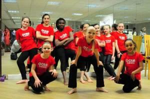 OCRA Dance