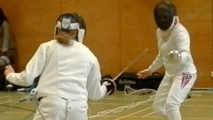 Vicki Pritchard - Hampshire Epee Team