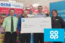 Co-op good causes presentation