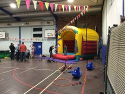 Sports Hall - Children's party