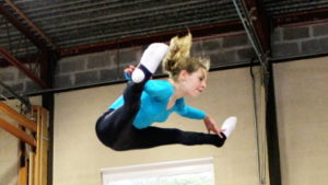 Image: OCRA trampolining