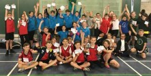 Image: Parklands and Meadowlands hosting West Devon and local schools events- Netball, Sportshall Athletics, X Country's, Swimming Galas, Triathlon, Tennis, Dance & Gymnastics & Multiskills