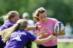 Image: South West Youth Games at Simmons Park, Okehampton, Devon on 9 July. - PHOTO: Sean Hernon/PPAUK