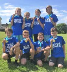Image: St Peters Quad kids winners 2018